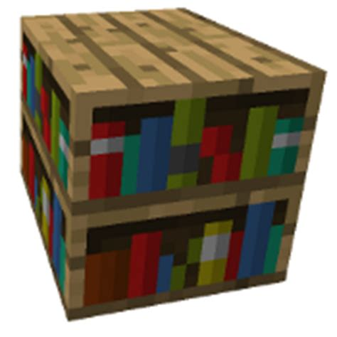 bookshelf minecraft www pixshark images galleries