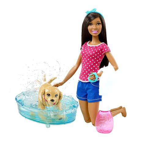 Splish Splash Pup Playset pet bathtime splish splash pup playset