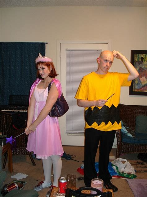 charlie brown    red haired girl costume