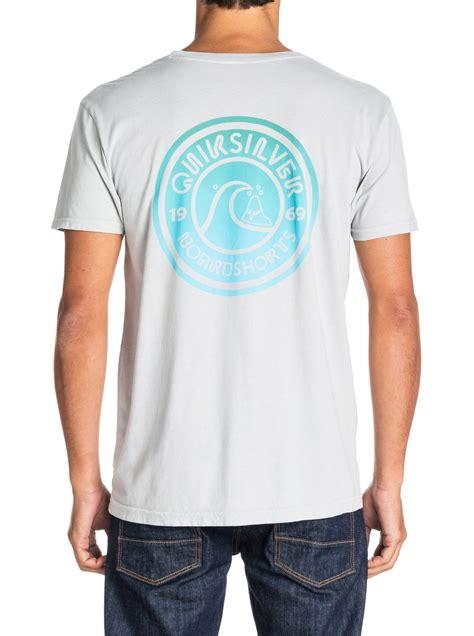 Tshirt T Shirt T Shirt Kaos Quiksilver A7837 original t shirt aqyzt03344 quiksilver