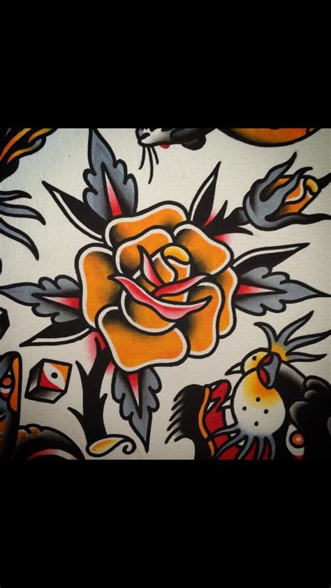 traditional roses best 25 traditional tattoos ideas on