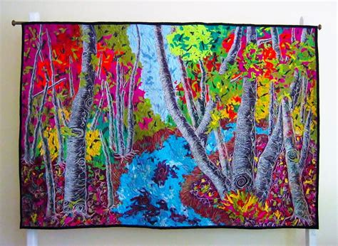 Nature Quilt by Nature Quilts Find Inspiration Tips On Craftsy