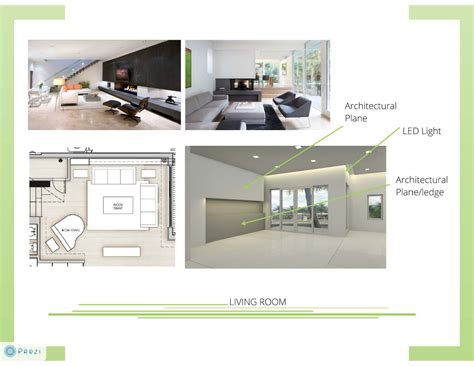lighting layout presentation concept presentation a contemporary moody home