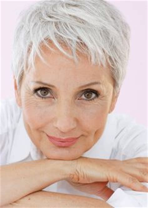 short haircuts with minimum care the 5 most flattering haircuts for women in their 70s and