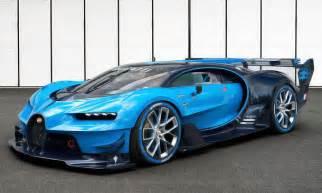 How To Start A Bugatti Bugatti Vision Gran Turismo Iaa 2015 Autozeitung De