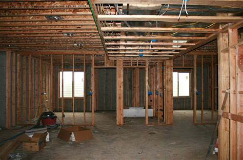 basement framing on framing basement walls