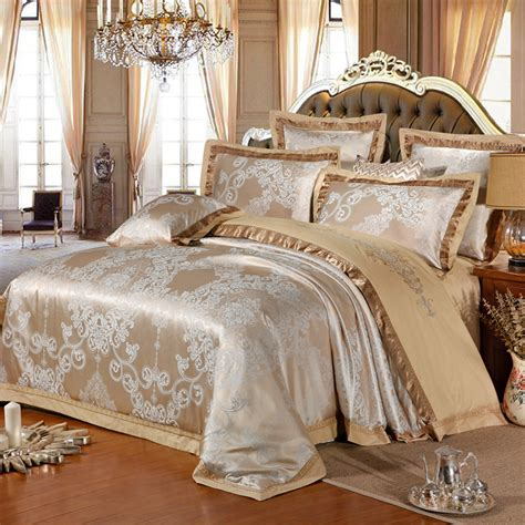chinese wedding style jacquard bedding 100 cotton bedding