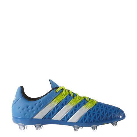 Adidas Football Adidas Ace 16 1 Fg Ag Af5085 adidas ace 16 1 junior fg ag in blue excell sports uk