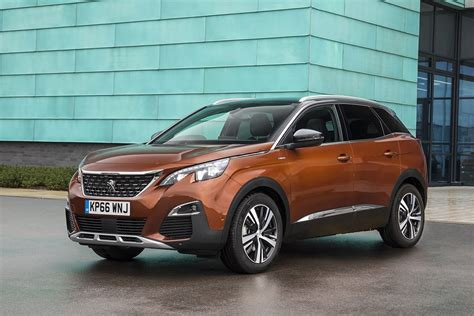peugeot copper peugeot 3008 2017 car review honest john