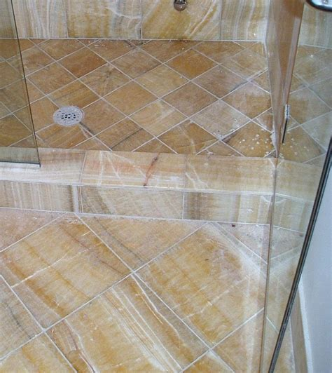 How To Clean Bathroom Marble by How To Clean Marble Shower Floor Meze