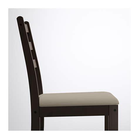 lerhamn chair black brown ramna beige ikea lerhamn chair black brown ramna beige ikea