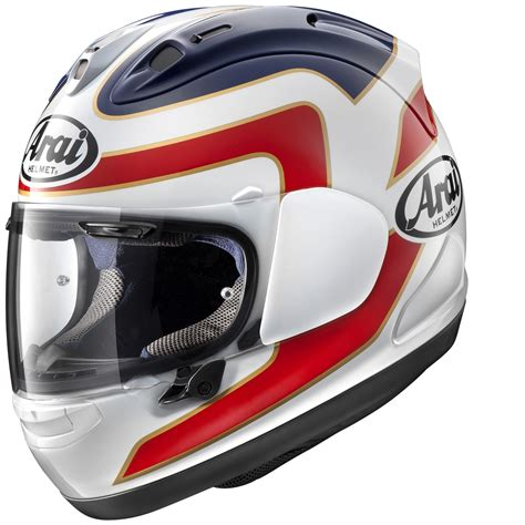 Helm Arai Replika arai rx 7v spencer replica helmet