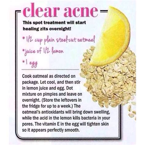 12 Best Tips On Treating Acne by Clear Acne Overnight Trusper