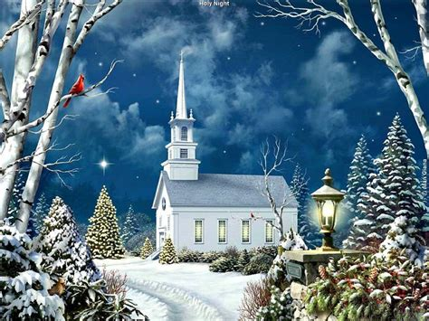 17 inch lighted church scene with colorful rice lights winter church clipart new year clip images 11095 clipartimage