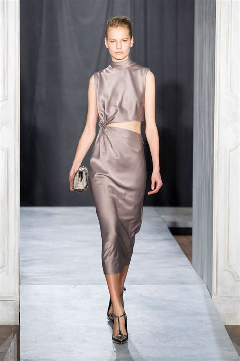 In Runway Looks by Jason Wu Fall 2014 The Best Runway Looks At New York