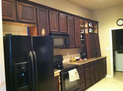 Gel Stain Oak Kitchen Cabinets 31 Best Staining Kitchen Cabinets Images On Stained Kitchen Cabinets Staining