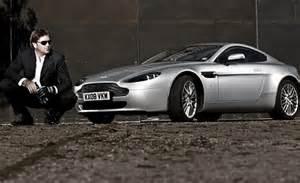 Bond Aston Martin Vantage The Aston Martin V8 Vantage Coupe Bond Car S Baby