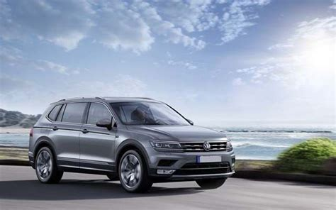 volkswagen tiguan hybrid 2020 changes on the 2020 vw tiguan will include updates of the