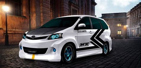 Spion Toyota Avanza Veloz 1 3 1 5 10 aksesoris toyota avanza veloz terbaik eksterior