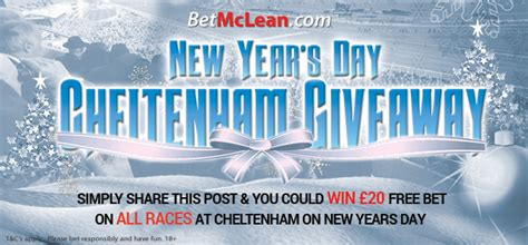 new year race day 2015 win 163 20 free bet for every race at cheltenham new years day