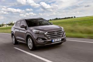 Moon Hyundai Drive 2016 Hyundai Tucson European Spec The