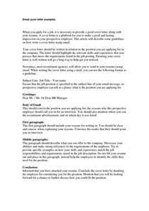 electronic cover letter format electronic cover letter sle in electronic cover letter