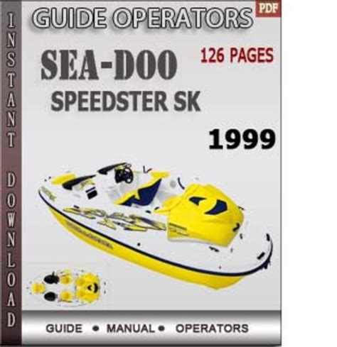 Free Seadoo Gts Stx 1995 Operators Guide Manual Download