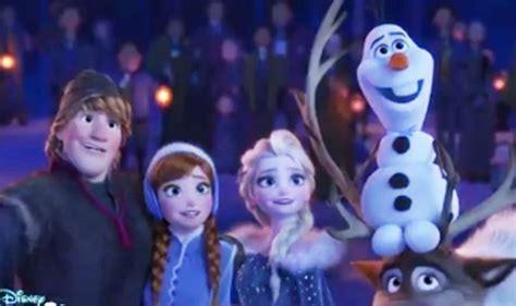 olafs frozen adventure frozen sequel three new songs from olaf s frozen