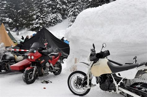 Motorradtreffen Winter by Privatseite Jrg Schmid Leipzig