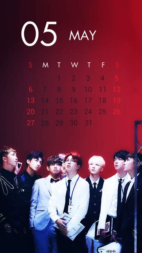 bts calendar wallpapers  ver armys amino