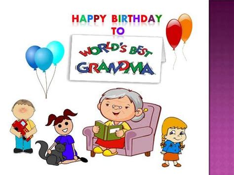 Happy Birthday Wishes For Grandmother Grandmother Birthday Spanish Quotes Quotesgram