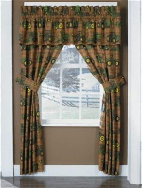 john deere kitchen curtains john deere camo drapes