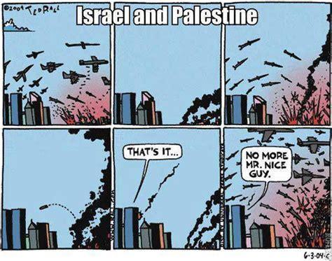 Israel Meme - cartoon israel vs palestine stopisrael palestine