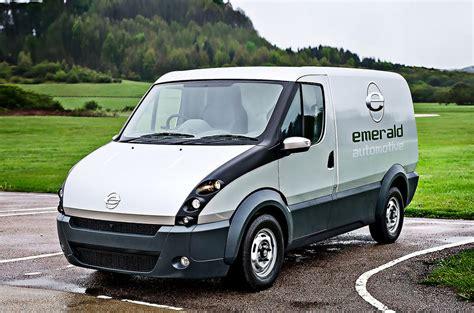 plug  hybrid electric van  uk  implications   gas