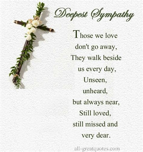 sympathy quotes for loss of sympathy quotes for loss of in image quotes