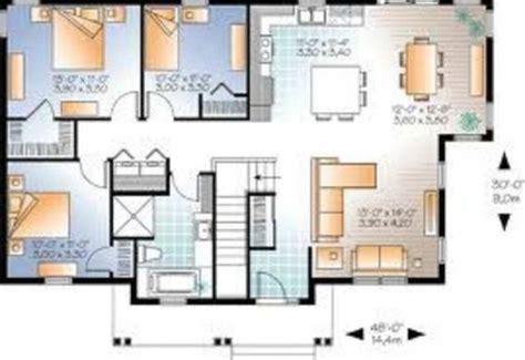 3 bed bungalow floor plans 3 bedroomed bungalow house plans psoriasisguru
