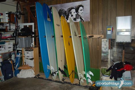 How To Build Surfboard Rack by Diy Surfboard Rack Do It Projects Plans And How Tos