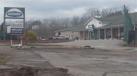 agway building in dallas township is sold times leader