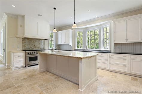 kitchen bay window ideas pictures of kitchens traditional white kitchen