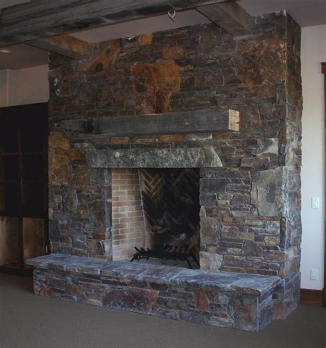Hearth Stones For Fireplaces by Heritage Hearths Masonry Kalispell Montana