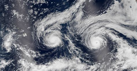 Sekrup 1 12 X 8 hawaii may be in for whammy two hurricanes days apart