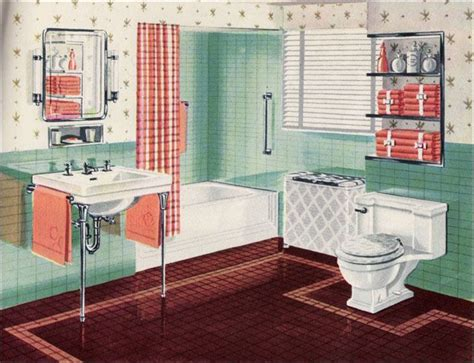retro bathroom ideas 91 best green 1950 s bathrooms images on pinterest 1950s