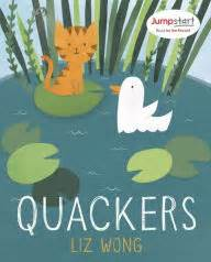 quackers by liz wong hardcover barnes amp noble 174