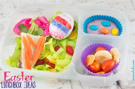 easter lunch box ideas a mom s take