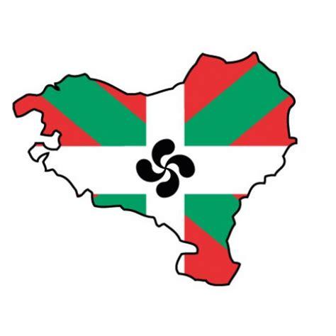 pais vasco eta autocollant pays basque euskadi euskal herria drapeau logo2