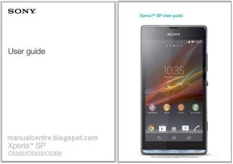 update sony xperia sp c5302 c5303 to latest official 12 1 a 1 205 sony xperia sp manual pdf download c5302 c5303 c5306