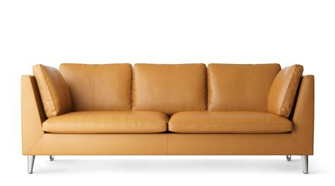 leather sofa ikea 3 seater leather sofa ikea