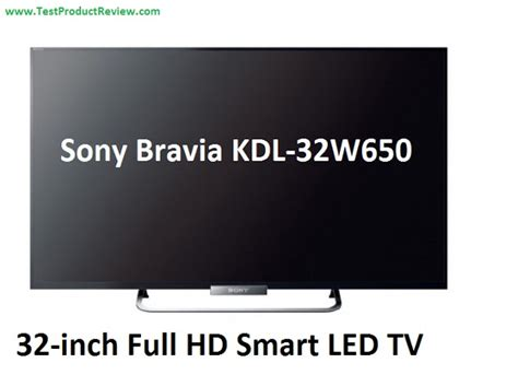 Tv Led Sony Bravia Kdl 32r300b 32 Inch sony bravia kdl 32w650 32 inch hd smart led tv specs