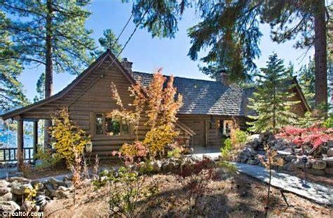howard hughes cabin for sale lake tahoe log cabin where