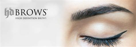 Home Design Essentials Hd Brows Evolve Spa And Beauty Clinic Bolton